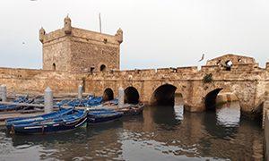 Marché au poissons à Essaouira