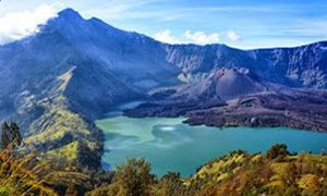 Randonnée-Mont-rinjani
