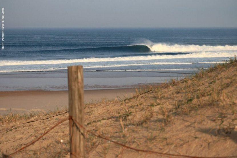 Surf trip à Hossegor