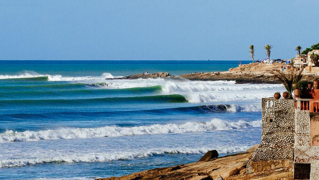 Surf à Taghazout
